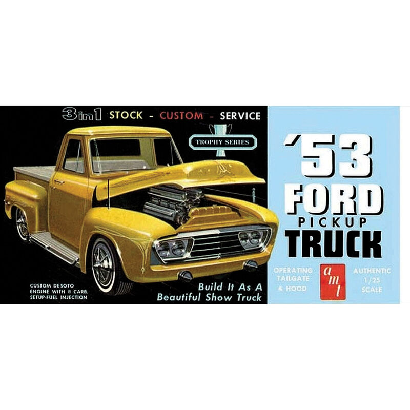 1/25 1953 Ford Pickup