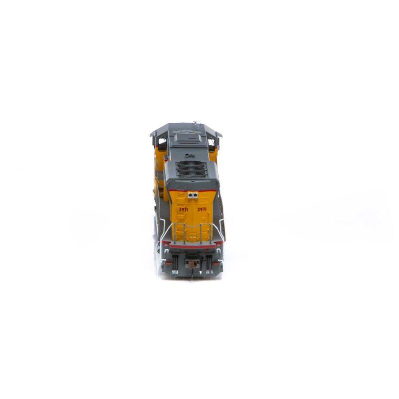 HO SD70M w DCC & Sound UP #3971