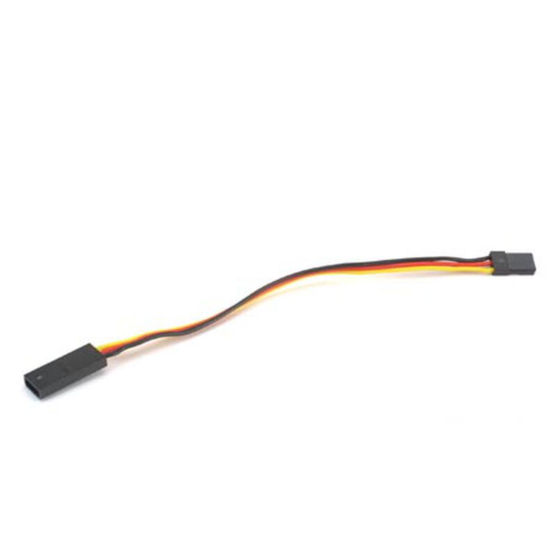 "Servo Extension Lead: Universal 6"" Heavy-Duty"