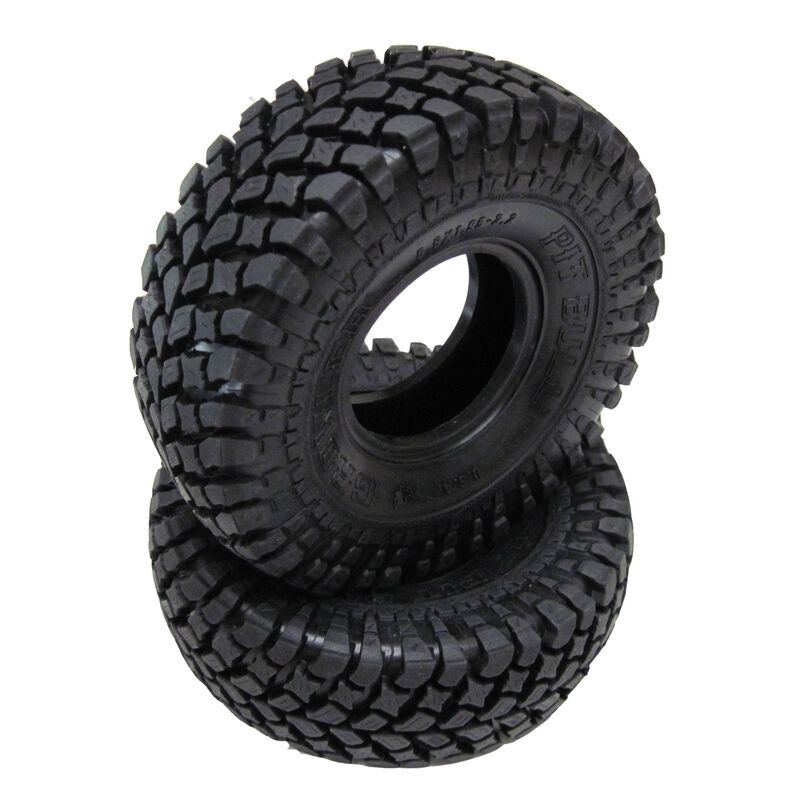 2.2 Growler AT/Extra Alien Kompound Crawler Tires (2) No Foam Inserts