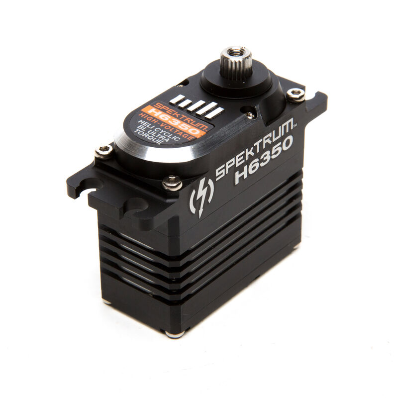 H6350 Standard Digital HV Brushless Ultra Torque High Speed Heli Cyclic Servo