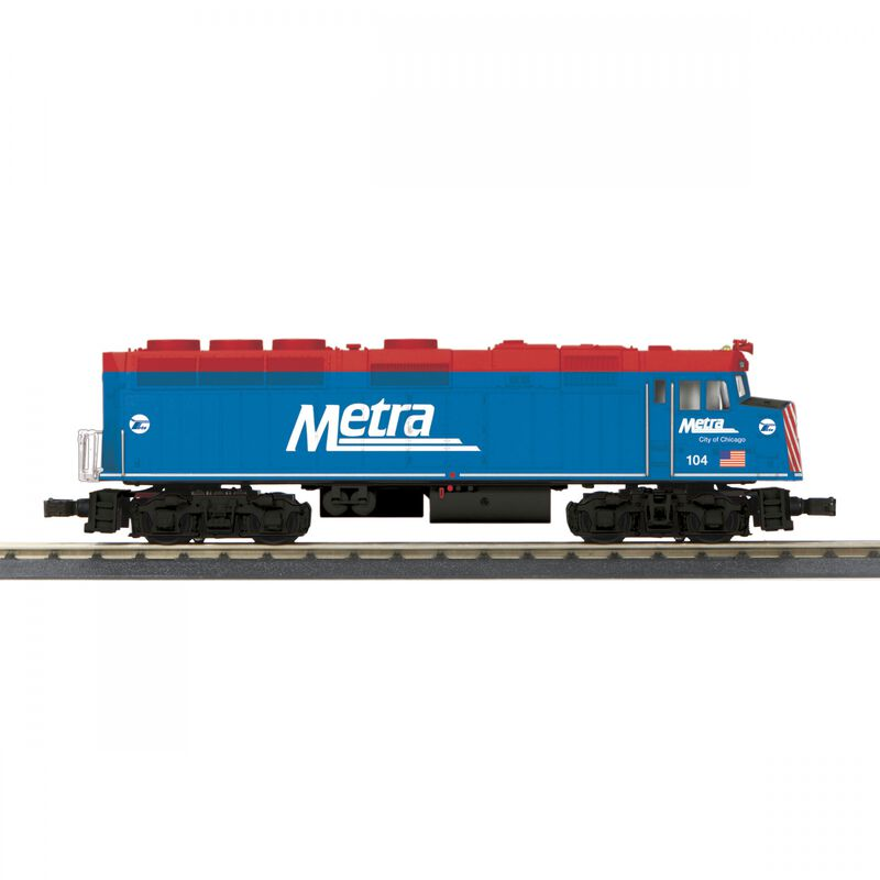 O-27 F40 with PS3 METRA #104
