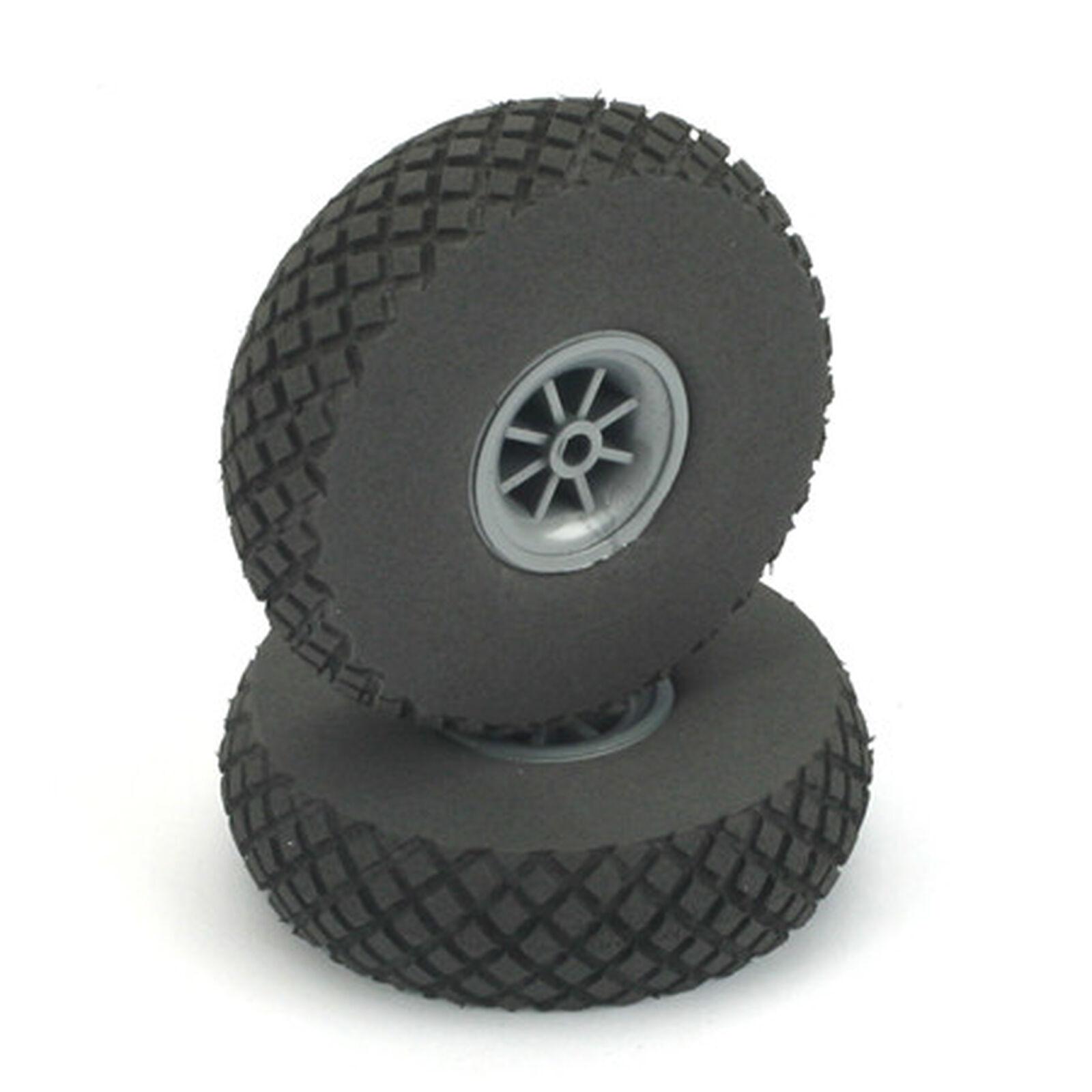 "Diamond Lite Wheels, 3"" (2)"