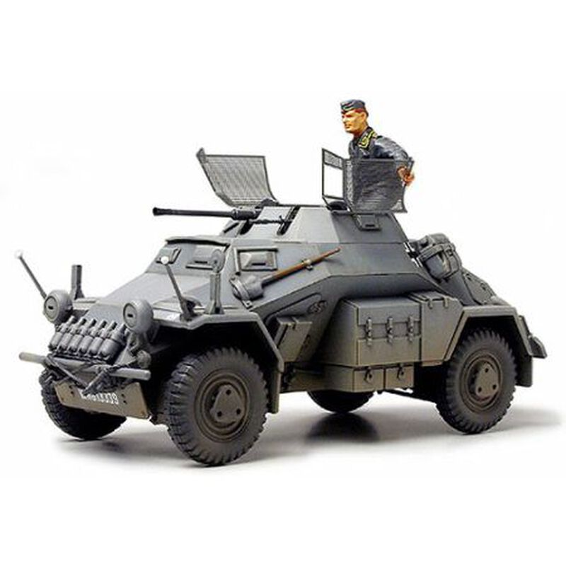 1/35 Sd. Kfz 222 with Photo Etched Part