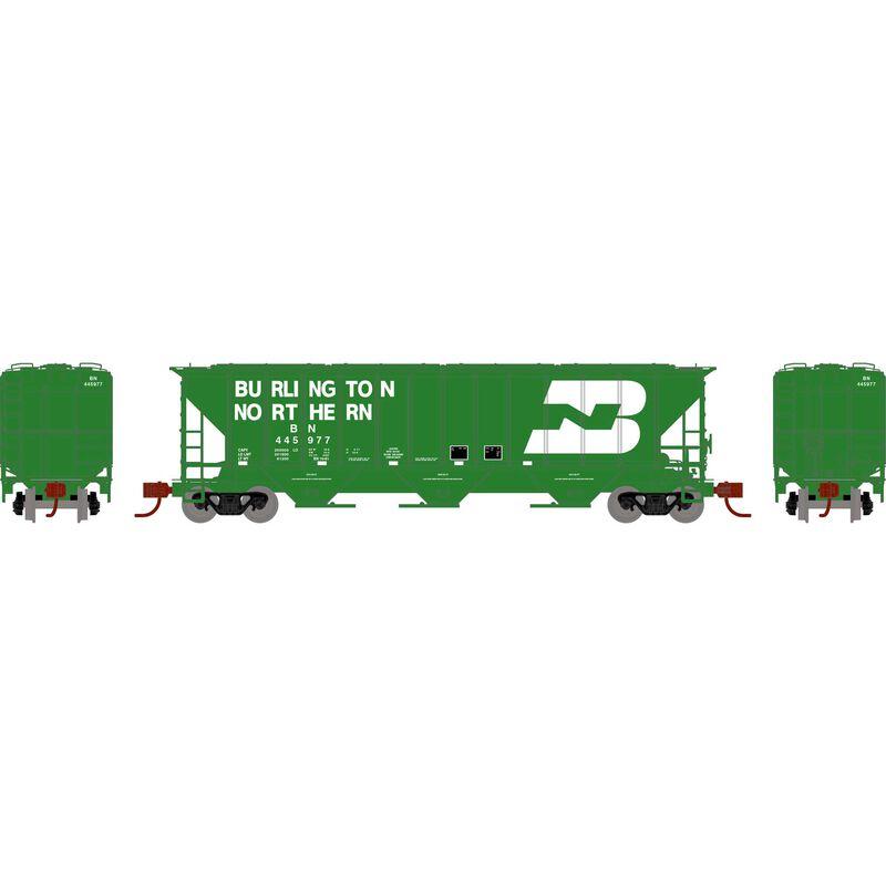 N PS 4427 Covered Hopper BN #445977