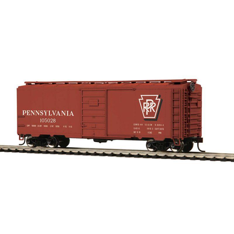 HO 40' PS-1 Box PRR #105028