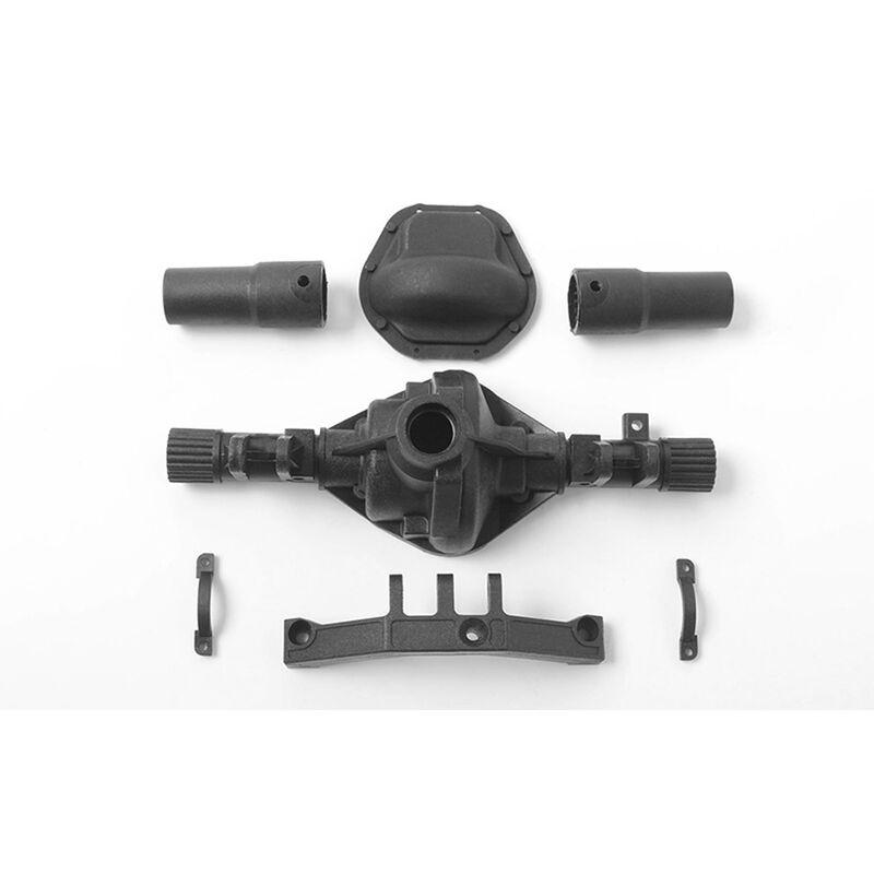 D44 Plastic Rear Axle Replacement Parts