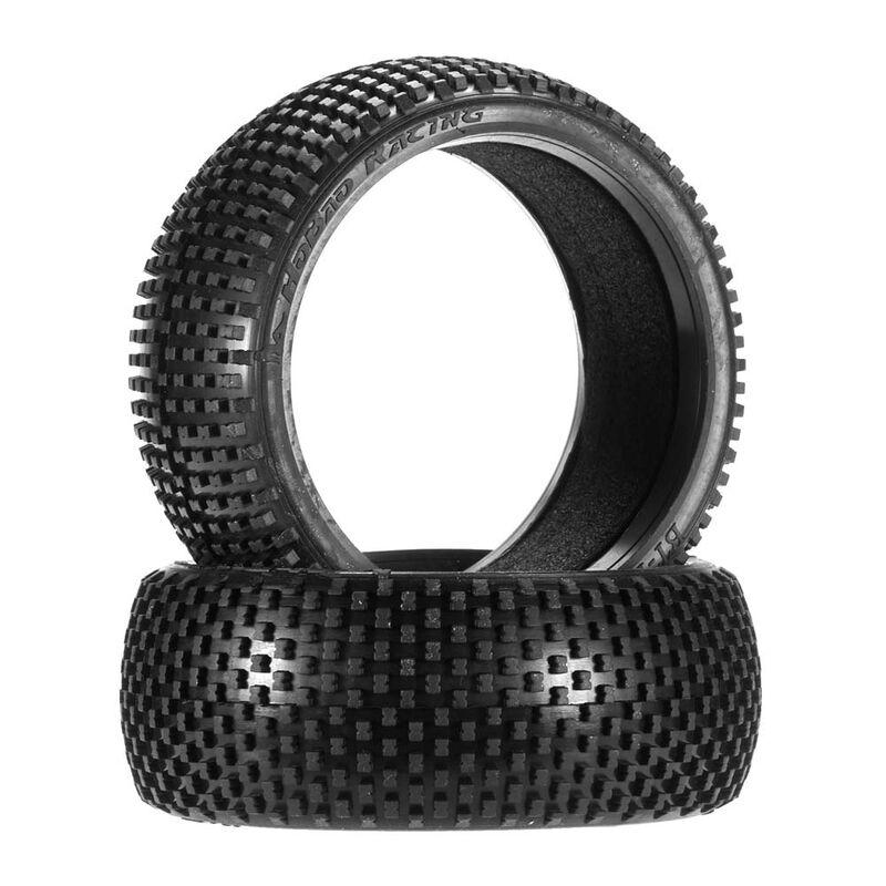 1 8 Pro Tires w High Insert