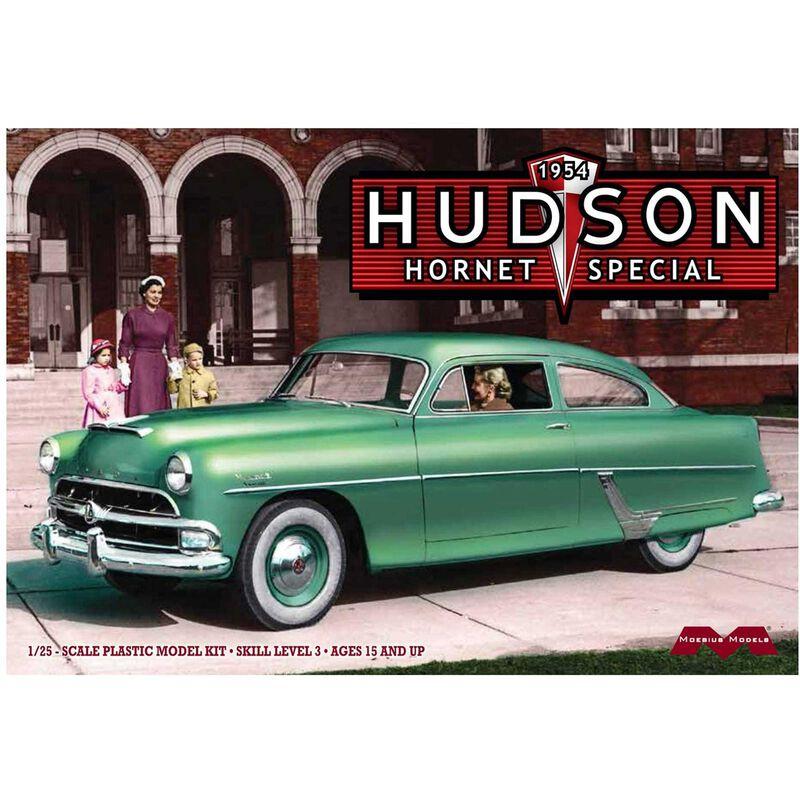 1/25 1954 Hudson Hornet Special