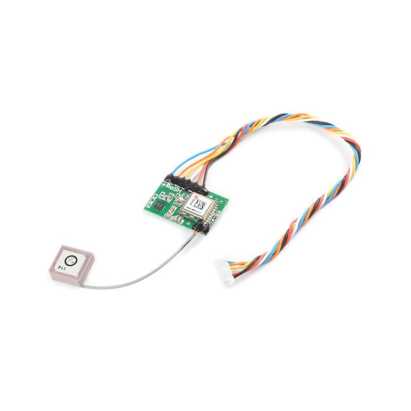 GPS Unit and Antenna (small): Delta Ray One