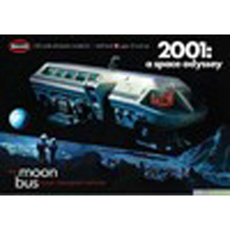2001 Moon Bus