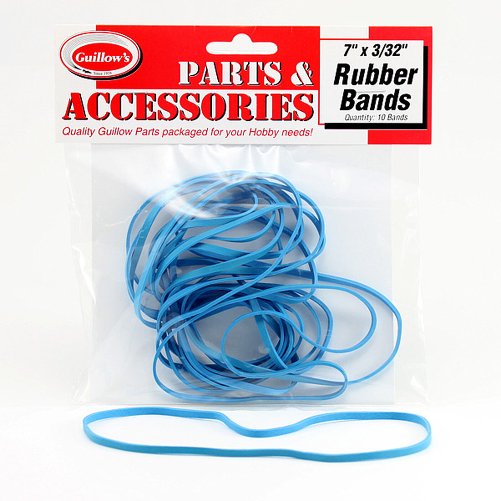 """7""""x3/32"""" Rubber Band"""