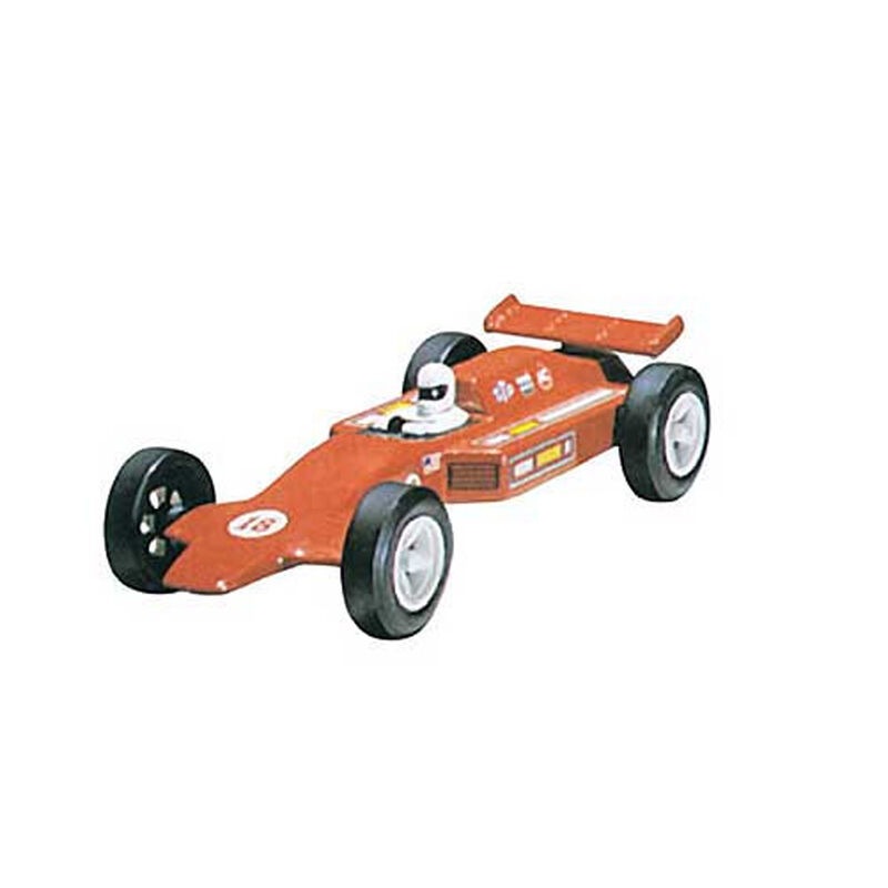Deluxe Car Kit, Formula Grand Prix