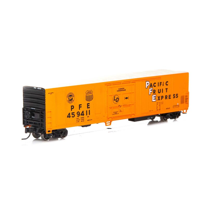N 57' PCF Mechanical Reefer PFE #459411