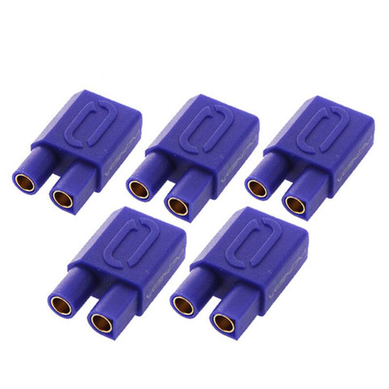 UNI 2.0 Adapter: XT60 Male / EC3 Female (5)