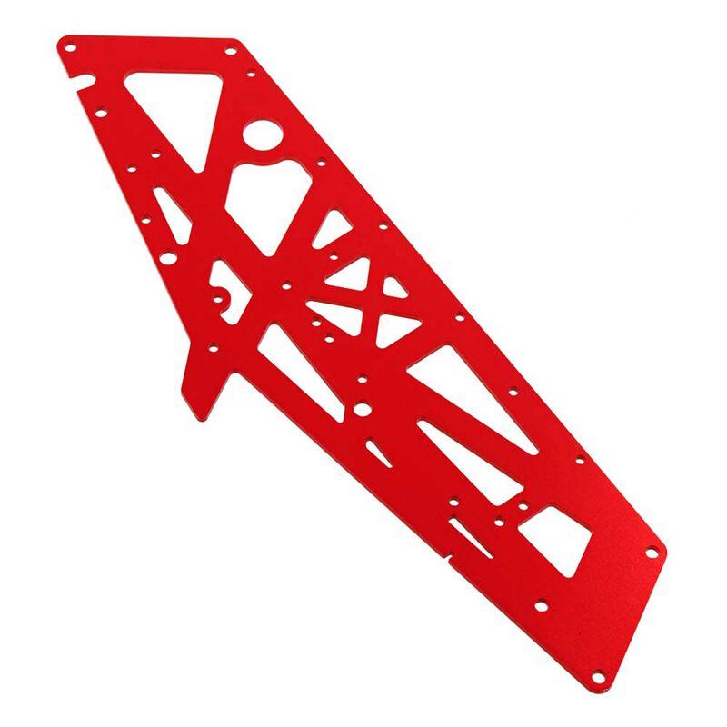 TVP Frame Aluminum Red: Nero