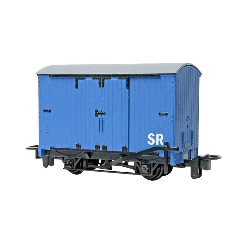HOn30 Box Van Blue