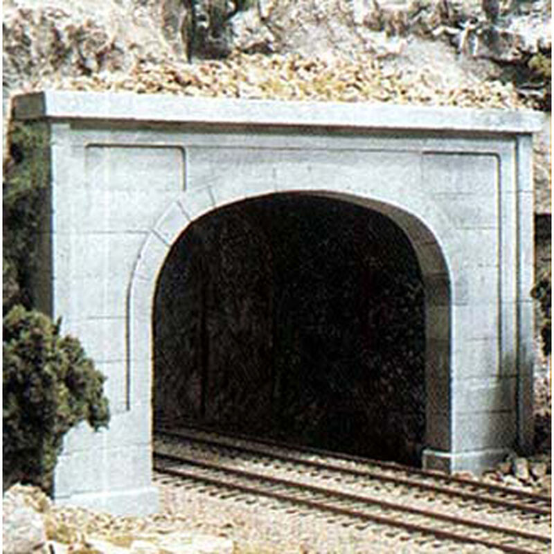 N Double Tunnel Portal, Concrete (2)