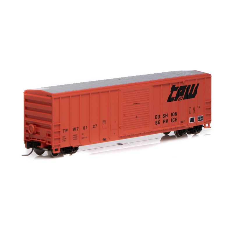 N 50' FMC 5347 Box TP&W #70127