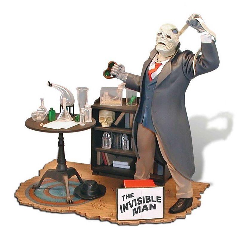 Moebius The Invisible Man