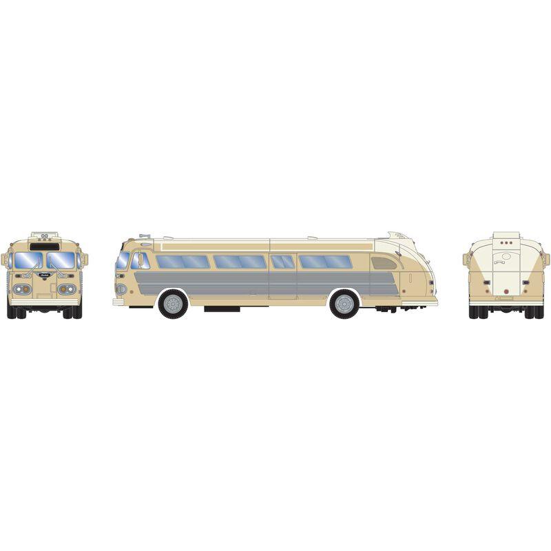 HO RTR Intercity Bus RV Conversion