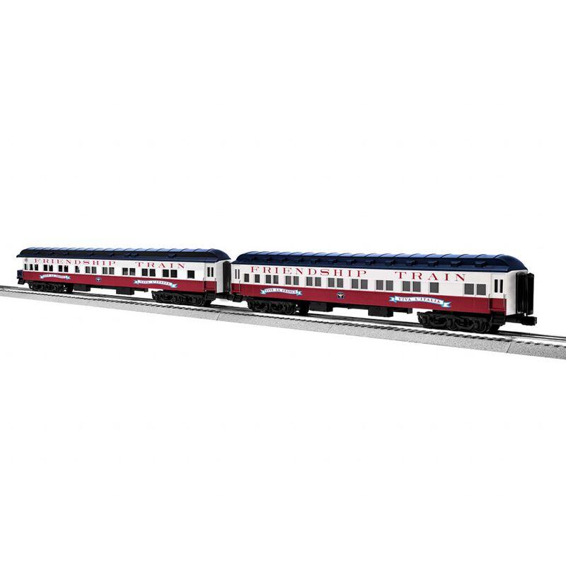 O Friendship Train Boxcar Sleeper (2)