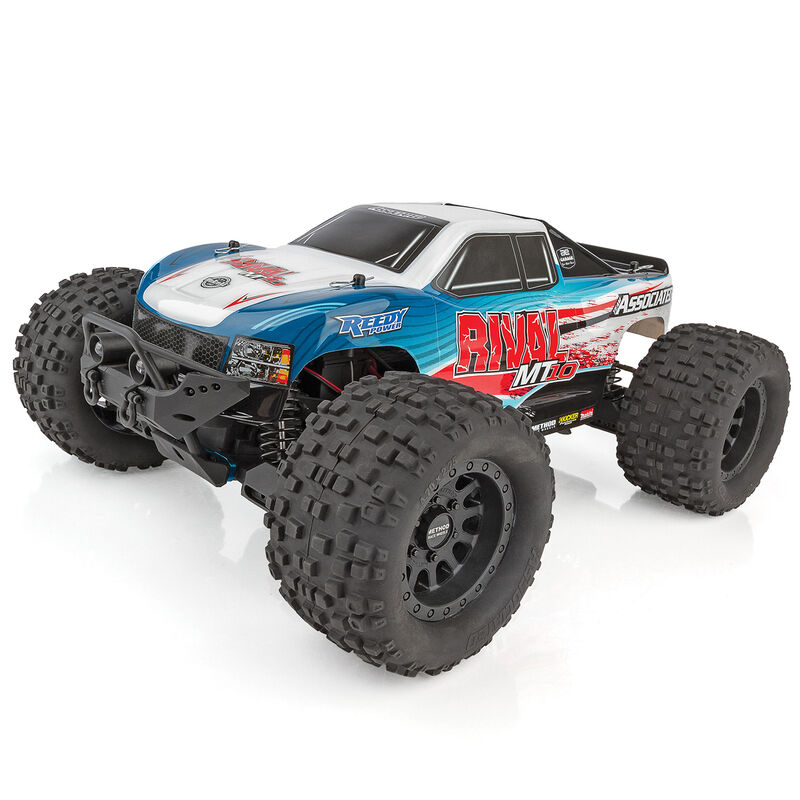 1/10 Rival MT10 4WD Monster Truck Brushless RTR