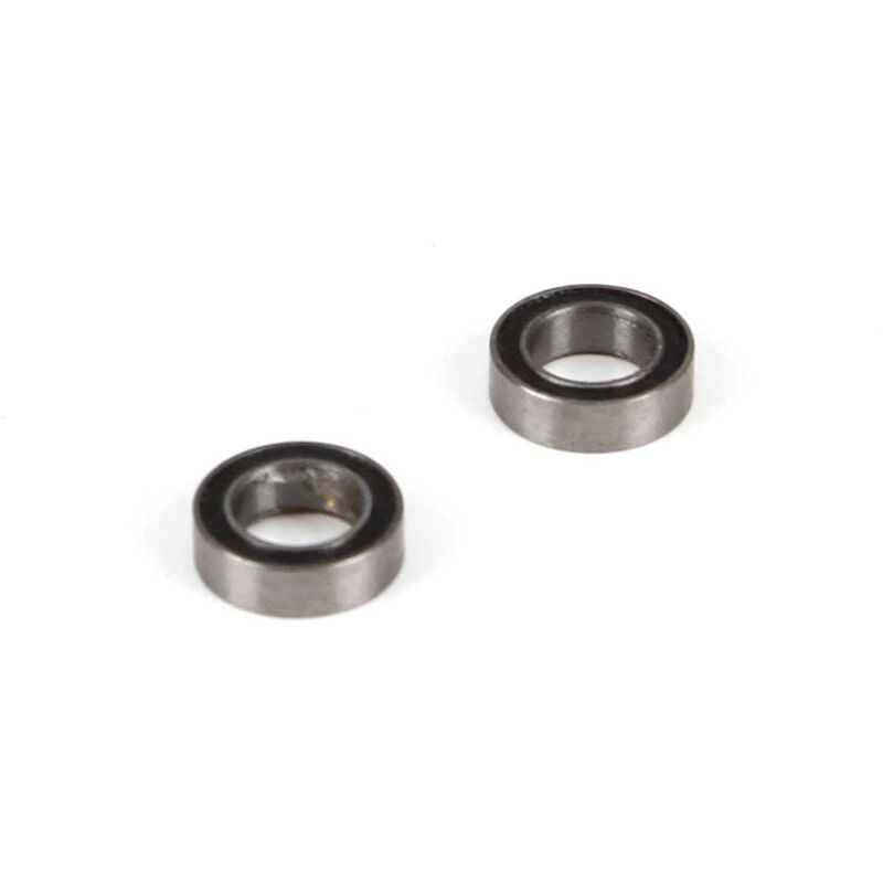 6mm x 10mm x 3mm Ball Bearing (2)