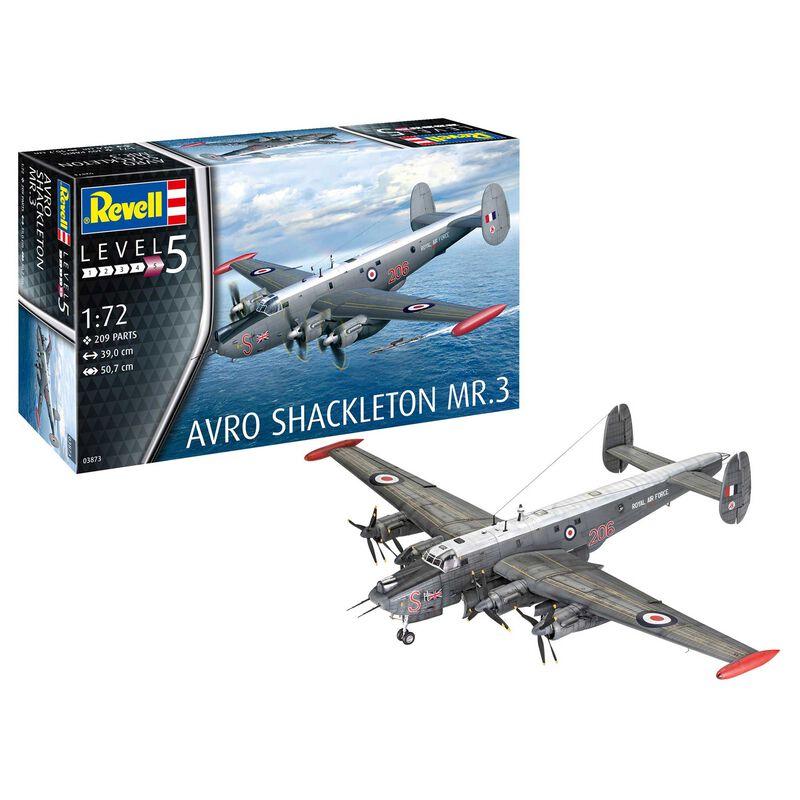 1/72 Avro Shackleton MR.3
