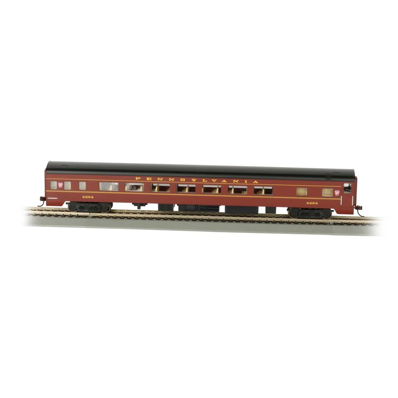 HO 85' Smooth Side Coach PRR
