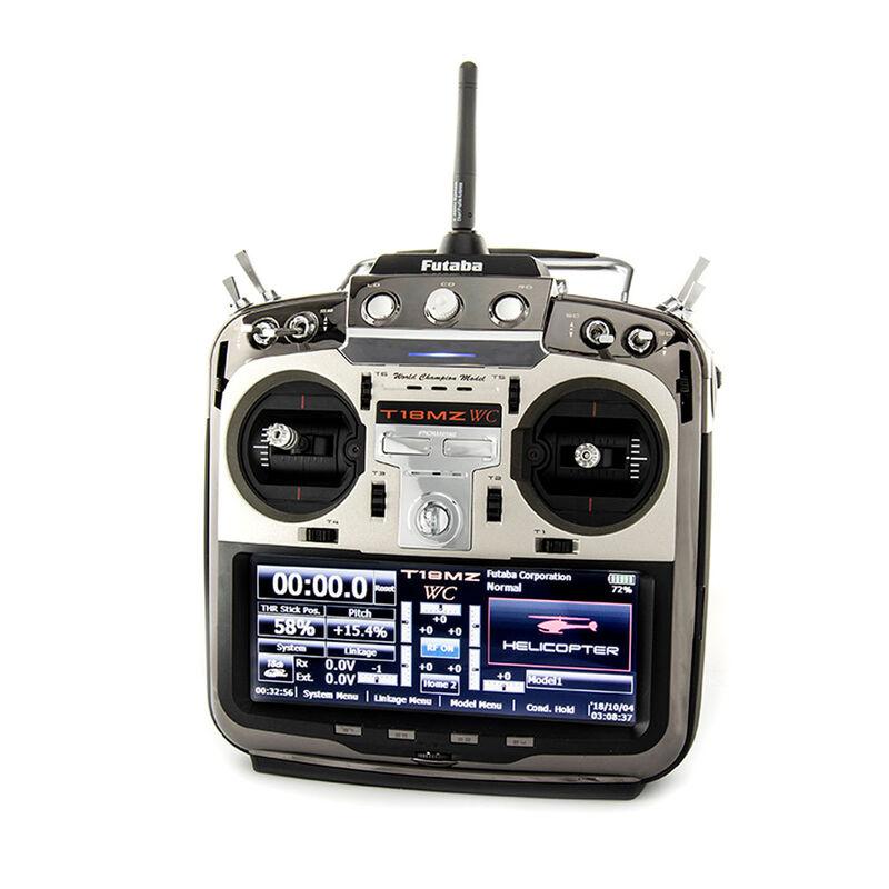 18MZH WC 18-Channel Heli Computer Radio System