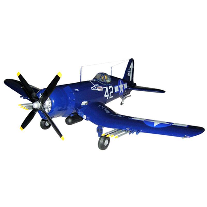 "Vought F4U-4 Corsair Kit, 30.5"""