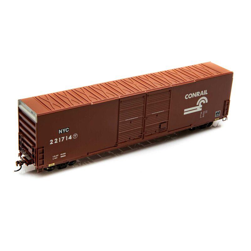 HO RTR FMC 60' DD SS Hi-Cube Box CR NYC #221714