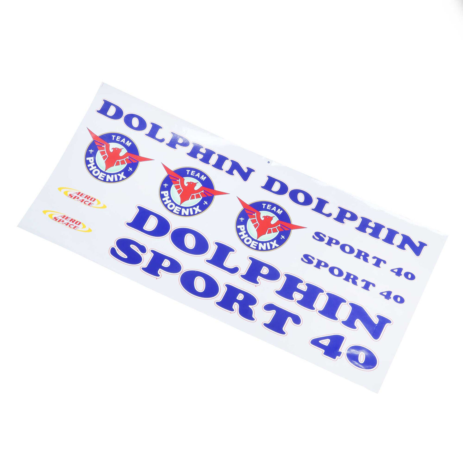 Decals Dolphin Mk2 GP EP .46-.55 ARF