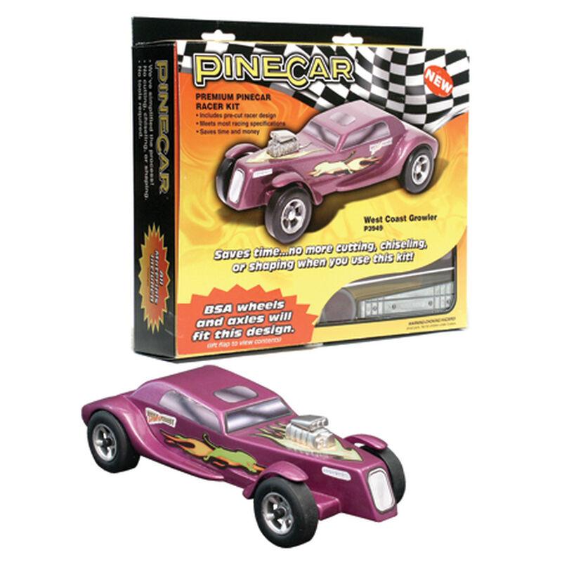 Premium Car Kit, West Coast Growler