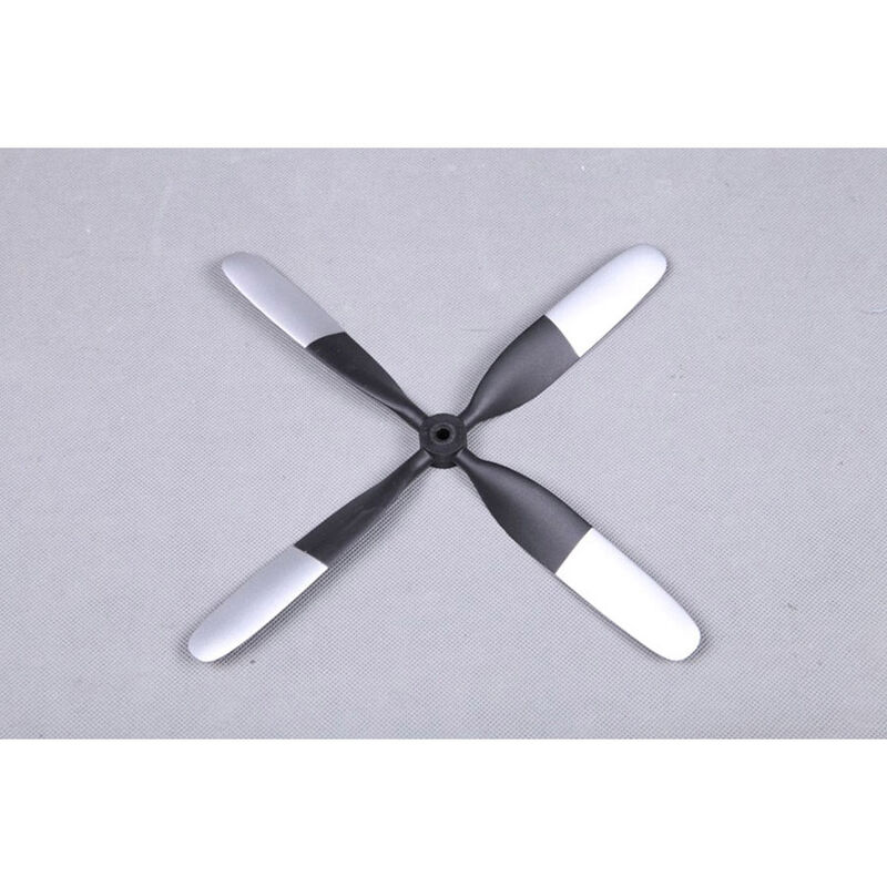 Propeller, 10.5x8, 4-Blade: 1100mm P51