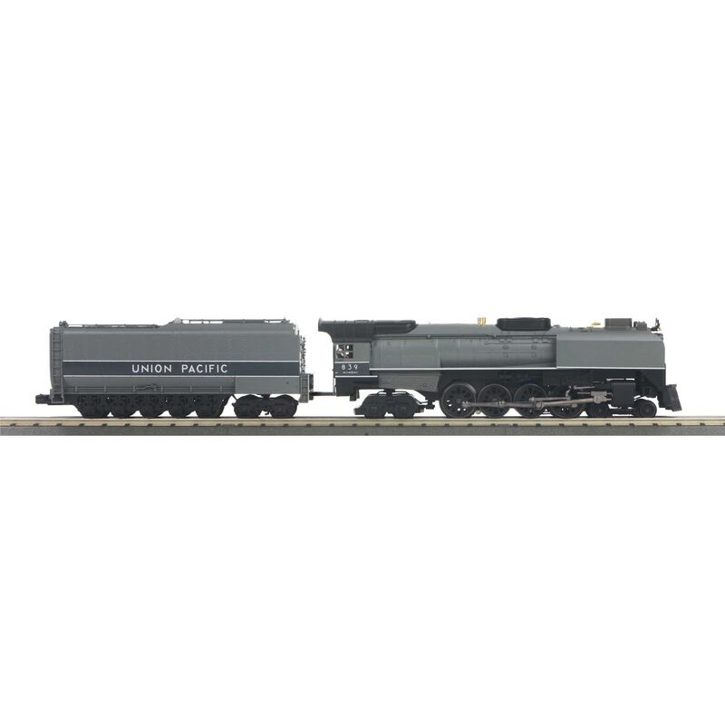 O-27 Imperial 4-8-4 FEF with PS3 UP #839