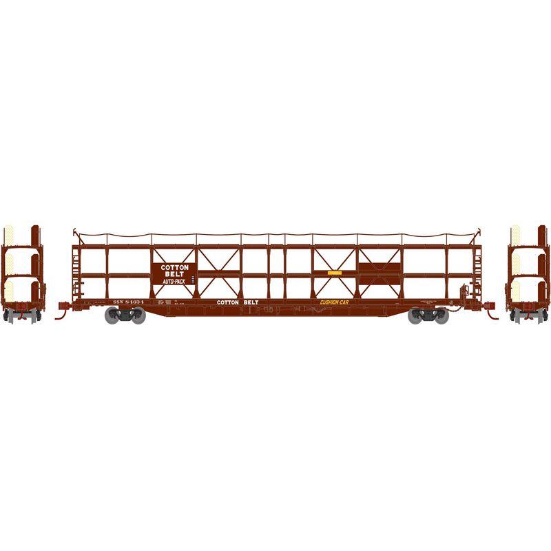 N F89-F Tri-Level Auto Rack SSW #84634