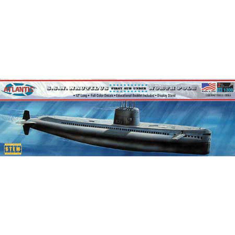 SSN 571 Nautilus Submarine