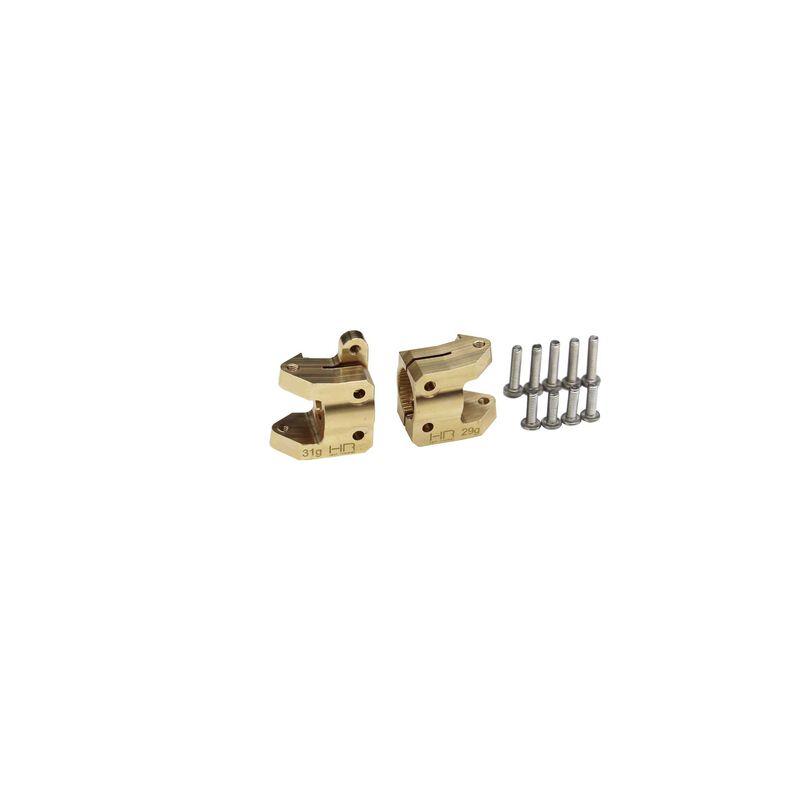Brass 29g Caster Block: Element Enduro