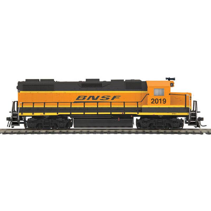 HO GP38-2 with NMRA, BNSF #2019