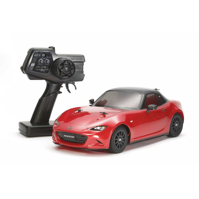 1/10 XB Mazda Roadster 2WD On Road M-05 Brushed RTR