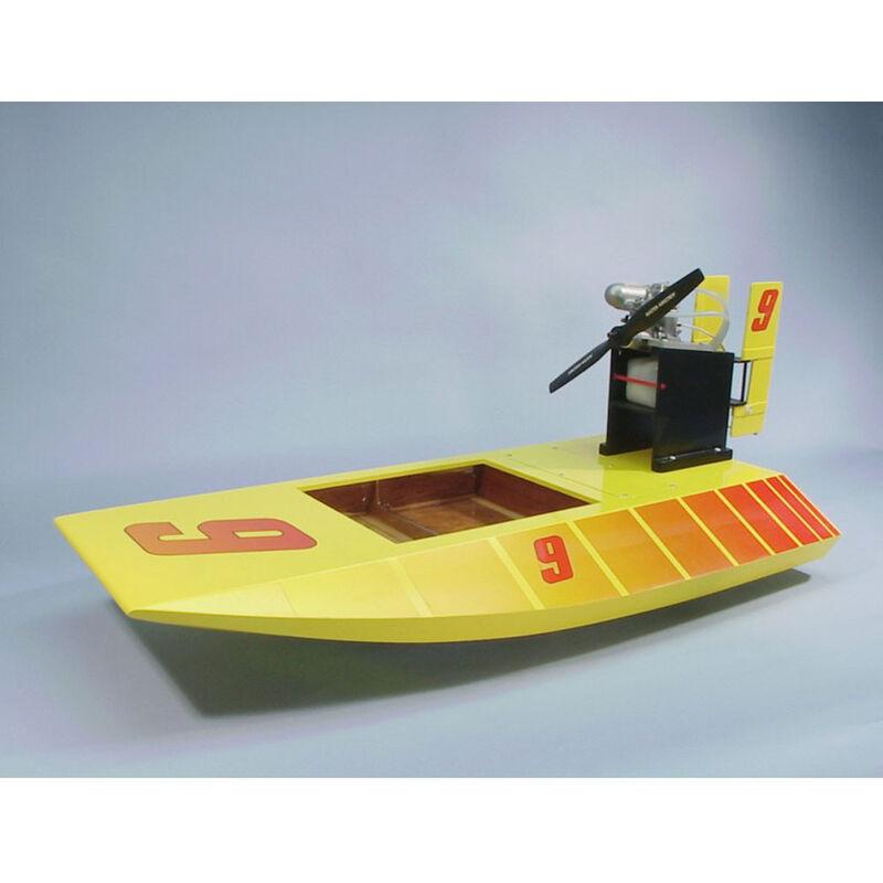 "Big Swamp Buggy Boat Kit, 31"""