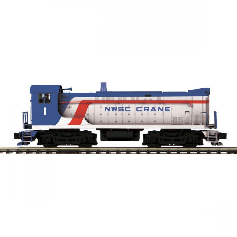 O-27 VO1000 with PS3 NWSC Crane #1