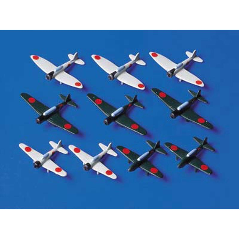 1/700 Early WWII Japanese Naval Planes