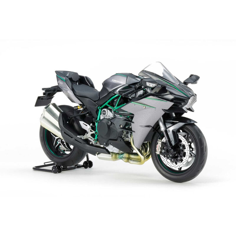 1/12 Kawasaki Ninja H2 Carbon Model Kit