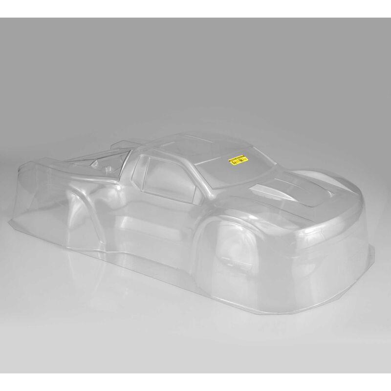 1/10 Illuzion Hi-Flow SCT Clear Body: Slash, SC10