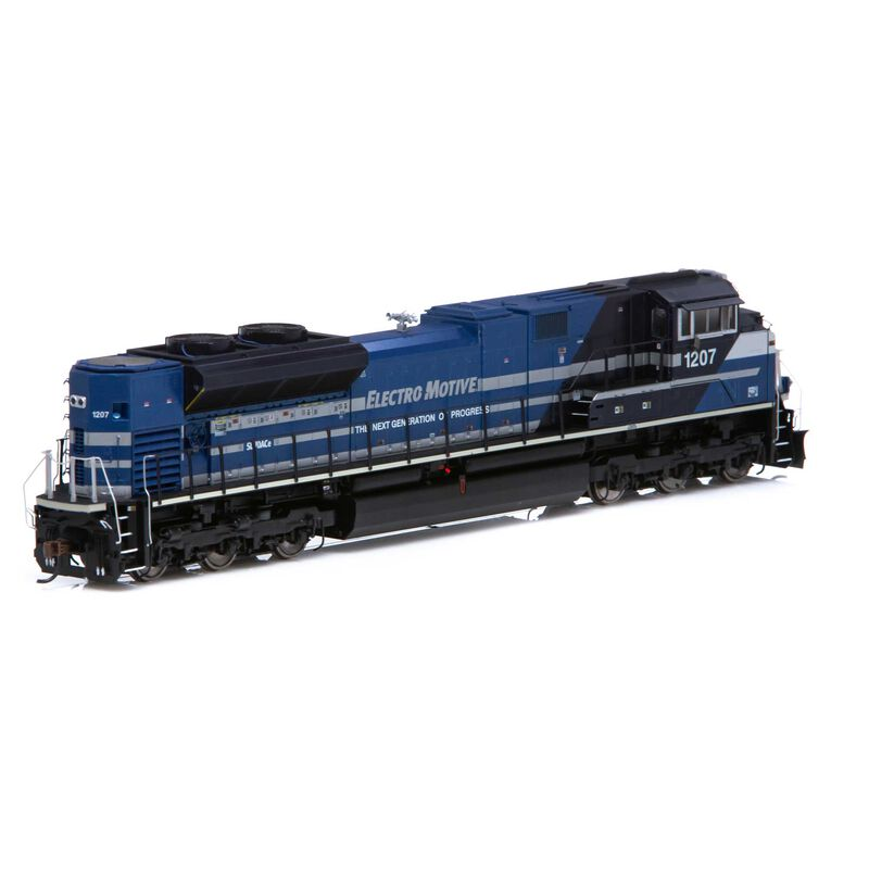 HO SD70ACe EMD Lease #1207