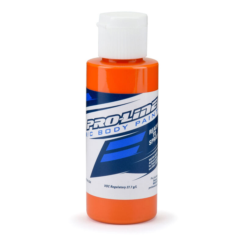 RC Body Paint - Orange