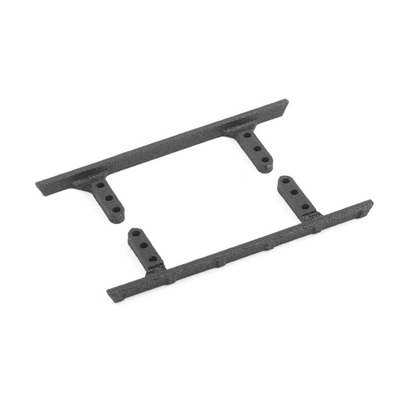 Side Step Sliders-SCX24 1/24 Wrangler RTR Style A